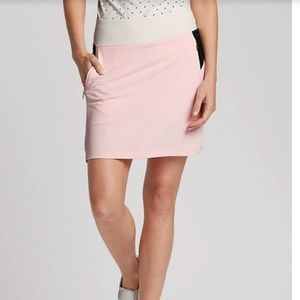 CUTTER AND BUCK Maia Colorblock Skort NWT S/P